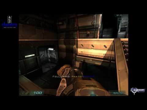 Doom 3: Gopher vs Rocketboy HD a  