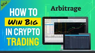 Crypto Arbitrage Trading Software | Crypto Arbitrage 2019