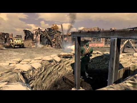 Company of Heroes 2 Above the Battlefield Trailer