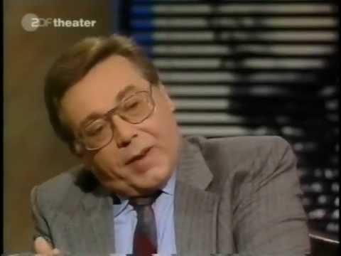 Peter Schreier - Da Capo - Interview with August Everding 1994