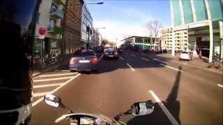 МотоВыебудни. Часть 47. Покатушки. Honda cbr 600 f sport(Видео было давно готово, но ютуб заблокировал звук по своему желанию. http://vk.com/pmgarage http://vk.com/motoviebudni., 2015-06-13T03:59:29.000Z)