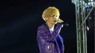 130119 Exo - What is love Luhan focus @ DKFC Philippines MOA grounds