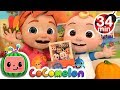 Thank You Song School Version + More Nursery Rhymes & Kids Songs - CoComelon