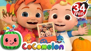 Thank You Song (School Version) + More Nursery Rhymes & Kids Songs - CoComelon