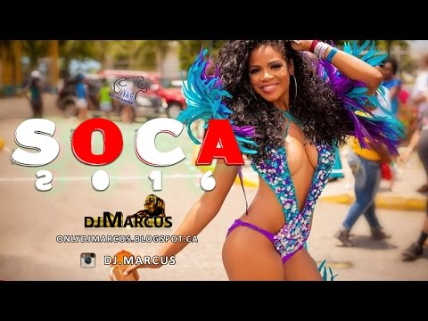 2016 SOCA Mix| @DJ.Marcus | Olatunji, Machel Montano, Bunji, VOICE, Lyrical, Skinny Fabulous etc..