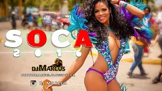 2016 SOCA Mix| @DJ.Marcus | Olatunji, Machel Montano, Bunji, VOICE, Lyrical, Skinny Fabulous etc..