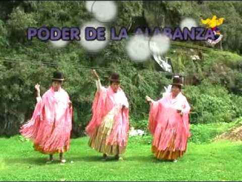 PODER DE LA ALABANZA