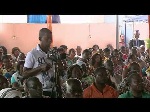 A.M.E.N. onlus progetto Angola - Integrale - Protestantesimo - 03-08-2015