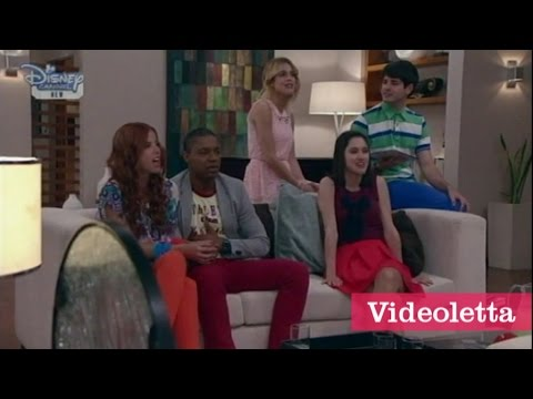 "Violetta 3 English: Guys sing ""Be better"" Ep.6"