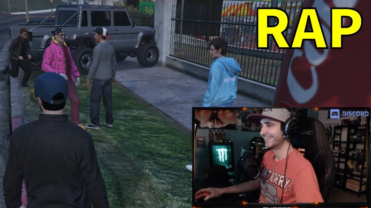Summit Rap Battle - Yung Dab KILLED! | GTA V RP(NoPixel