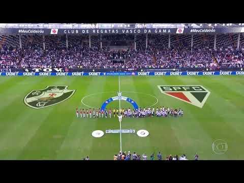 DEU ZEBRA! Vasco 2 x 0 São Paulo - Gols e Melhores Momentos - Completo - 25/08/2019