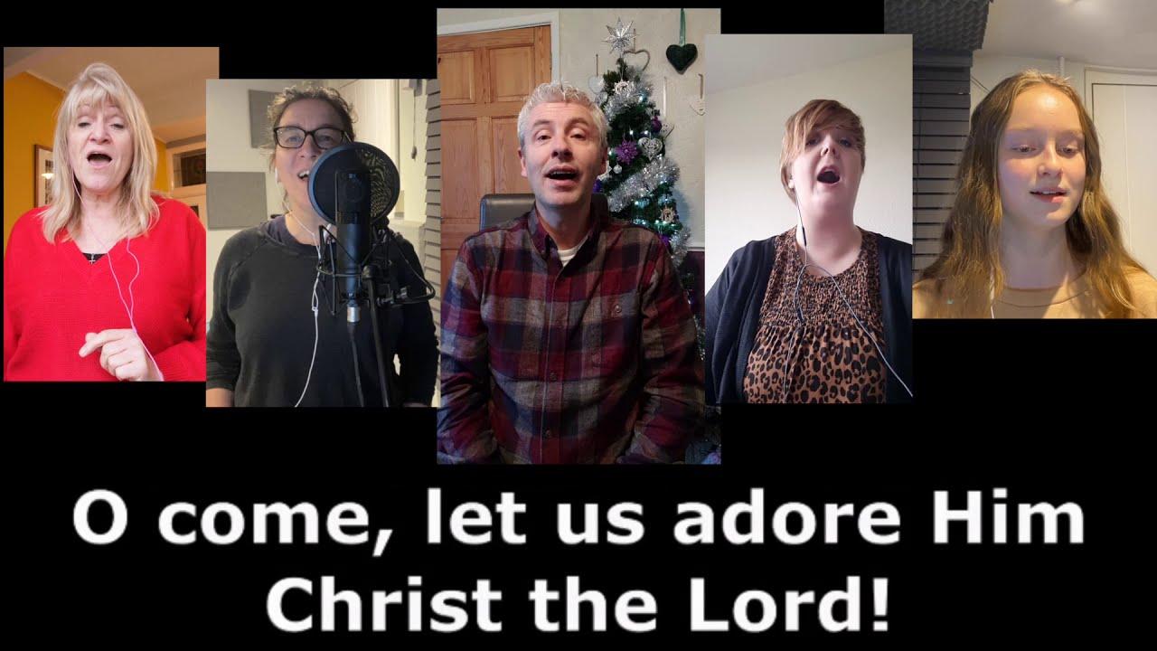 Download O Come All Ye Faithful - Bury Churches Together Virtual Choir