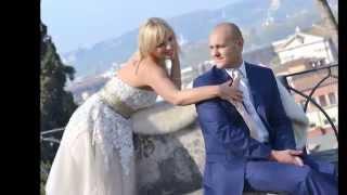 Ślub w Rzymie, plener ślubny w Rzymie Dominiki i Roberta. Wedding in Rome