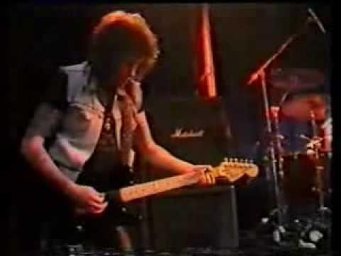 Rose Tattoo - Nice Boys - Live  The Cork 1982
