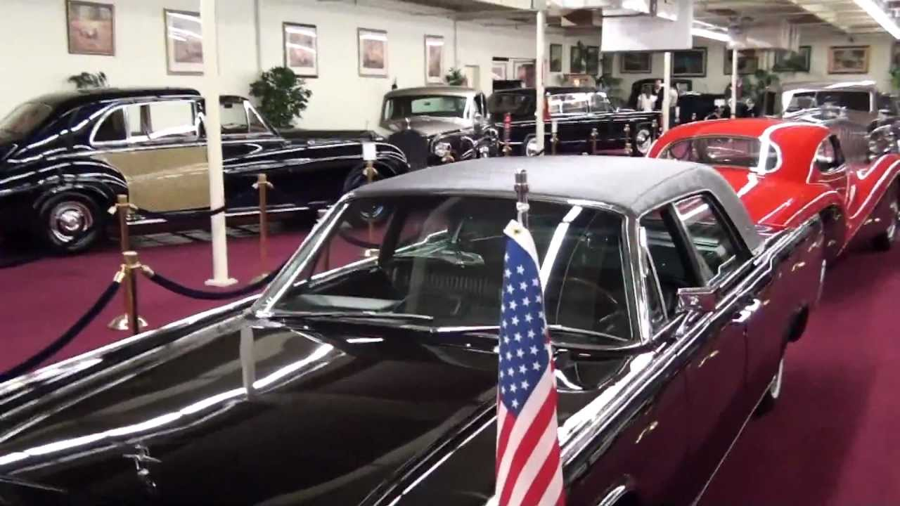 1962 Lincoln Continental Limo Jfk Car Youtube