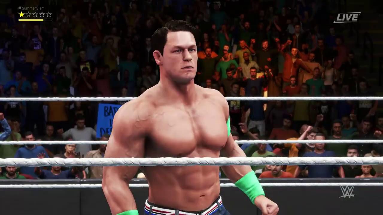 WWE 2K20 EDGE LEGEND TOWER ! WWE 2K20 John Cena TOWER ! EPISODE 4