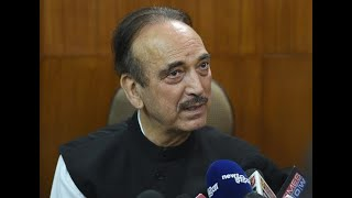 Ghulam Nabi Azad thanks SC for allowing him to visit Jammu & Kashmir