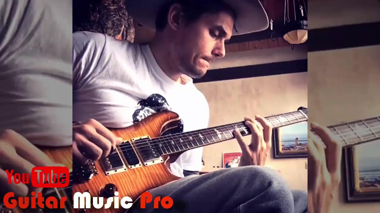 John Mayer Great Blues Rock Licks