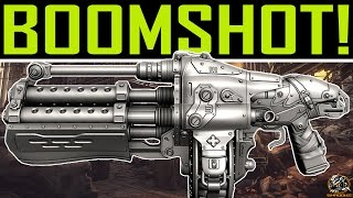 Gears of War: Ultimate Edition Boomshot Gameplay! (Ultimate Edition Beta)