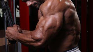 Wasim khan Motivational Bicep &Tricep workout ..