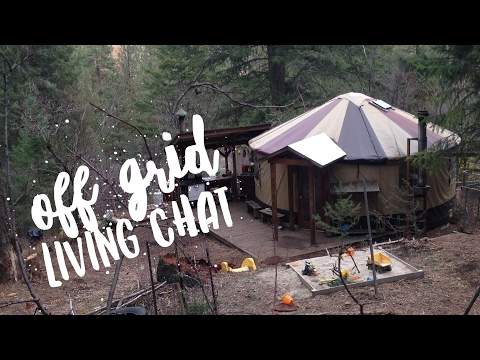 What To Expect If You're Going Off the Grid (a chat with Johanna Fugal)