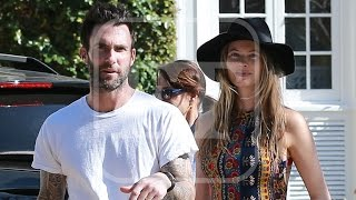 adam levine and pregnant wife behati prinsloo search for a new home in la