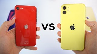 iPhone SE 2020 vs iPhone 11, ¿Cuál comprar?