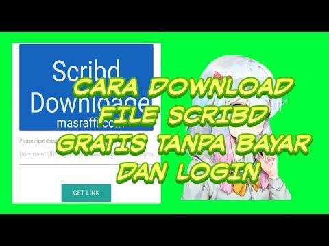 cara-download-file-scribd-gratis-tanpa-bayar-dan-login-terbaru