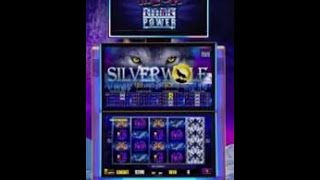 New Game- Silver Wolf slot bonus- Nice win multiple retriggers