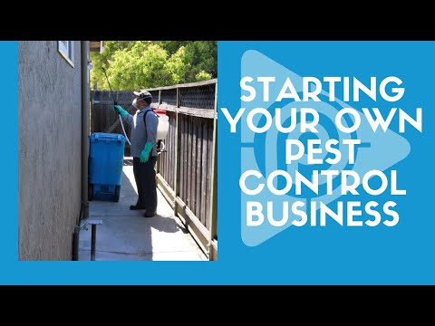 Starting your own pest control business with Jake Goodwin (Episode 5)