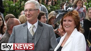 Cilla Black Funeral: Paul O