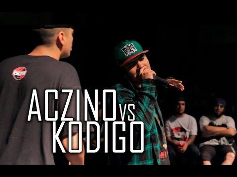 BDM Deluxe 2015 / Semifinal / Kodigo vs Aczino