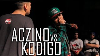 bdm deluxe 2015 semifinal kodigo vs aczino