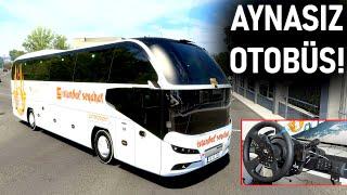 SON MODEL OTOBÜS İLE SABAH 5 GİBİ EDİRNE - İSTANBUL SEFERİ! - ETS 2 Neoplan Cityliner Otobüs Modu