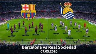 Барселона vs Реал Сосьедад 1:0