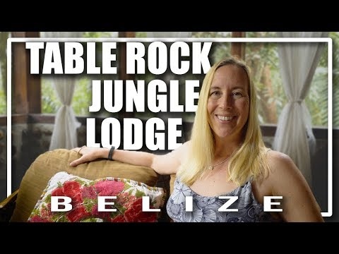 Belize: Table Rock Jungle Lodge - relaxing in Luxury in the