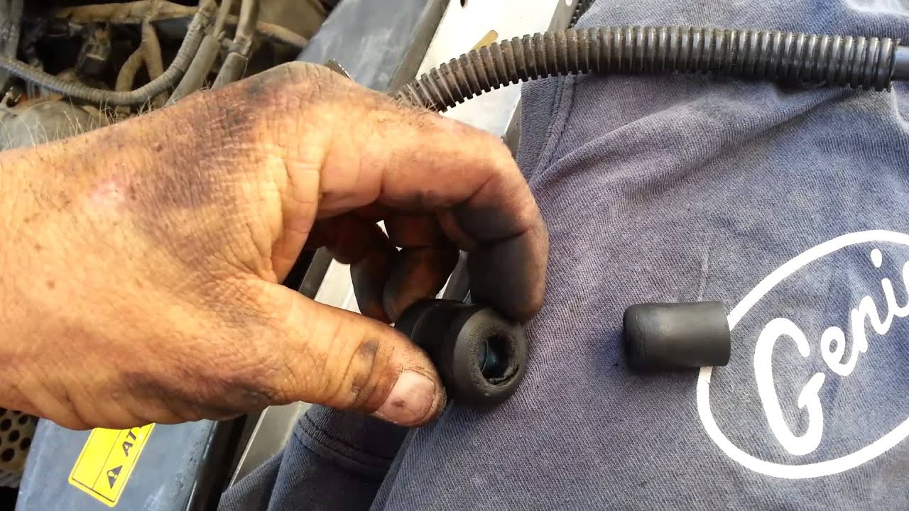 2002 F150 P0171 Too Lean Fix
