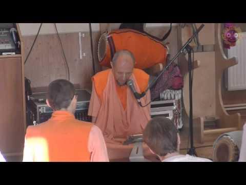 Шримад Бхагаватам 1.2.6 - Бхакти Ананта Кришна Госвами