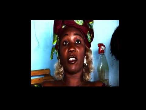 Salon de Coiffure - Documentaire au Congo