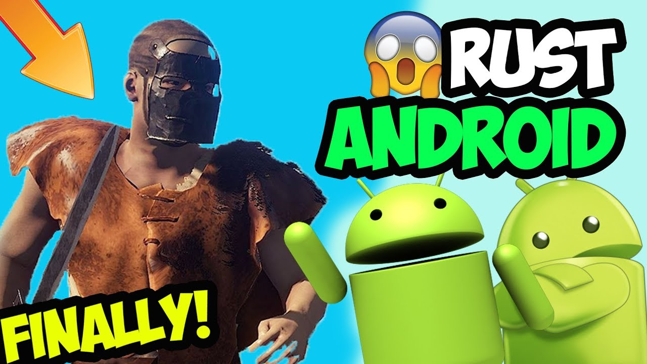 How to play RUST Android 2019 APK   Free RUST Android 2019  #Smartphone #Android