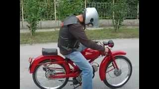 1959 Moto Guzzi Cardellino