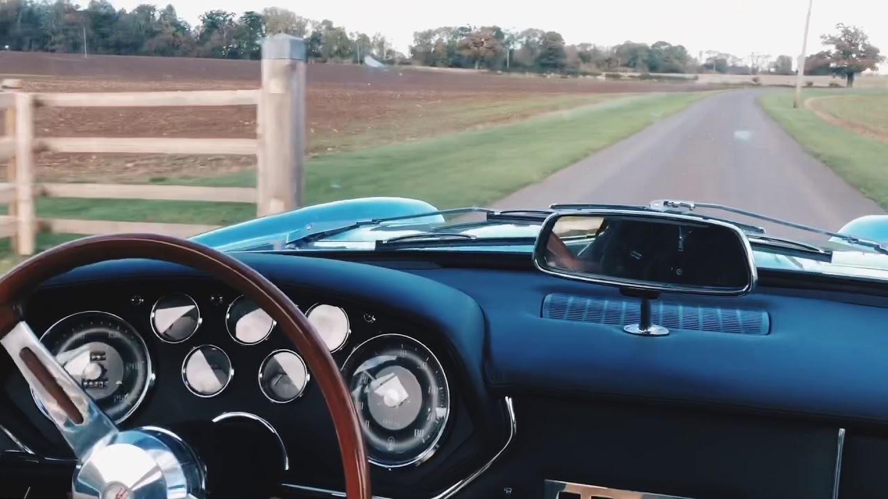1965 Maserati Mistral 3700 - YouTube