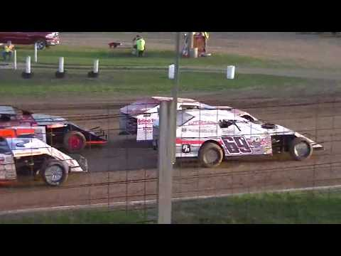 Red Cedar Speedway Modified season opener May 4th 2018