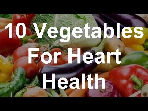 10 Vegetables For Heart Health - Best Foods For Heart Health