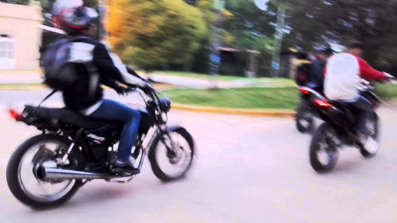 Carabana encuentro mercedes de motos 2016 - YouTube
