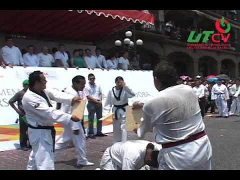 UTCV - Desfile 21 de Mayo 2012