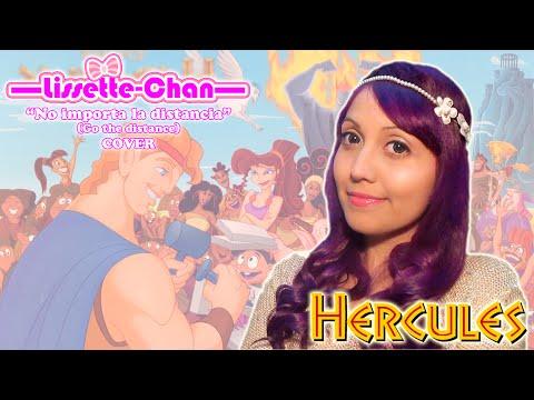 No importa la distancia (Hercules Disney Cover Latino)