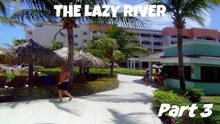 Jamaica Vlog 3 - The Lazy River | TomatoVlogs