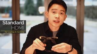 ASUS Zenbeam E1 Portable Projector Blogger Review
