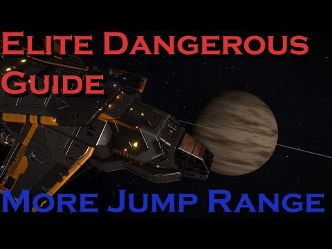 Elite Dangerous: Horizons Guide - Early FSD Engineering - EP3